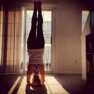 Headstand_Sun